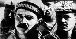 Le Cuirassé Potemkine, Sergueï Mikhaïlovitch Eisenstein, 1925 : Révolution russe, année zéro