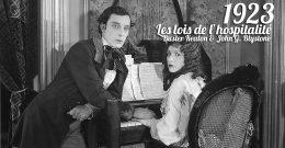 Les lois de l'hospitalité, Buster Keaton & John G. Blystone, 1923 : Buster le mal-aimé