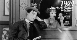 Sherlock Junior, Buster Keaton, 1924 : La vie rêvée de Buster Keaton