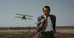 La Mort aux Trousses, Alfred Hitchcock, 1959 : «Cary» me home