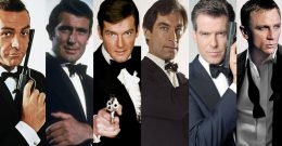 6 choses à savoir sur… James Bond