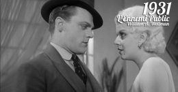 L'Ennemi Public, William A. Wellman, 1931