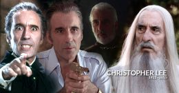 A la rencontre de… Christopher Lee (1922-2015)