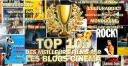 Le Top 100 Films des Blogs Cinéma