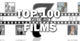 Le Top 100 Films d'A la rencontre du Septième Art (#2)